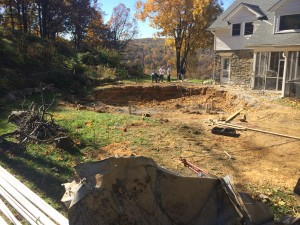 Remove Existing Pool