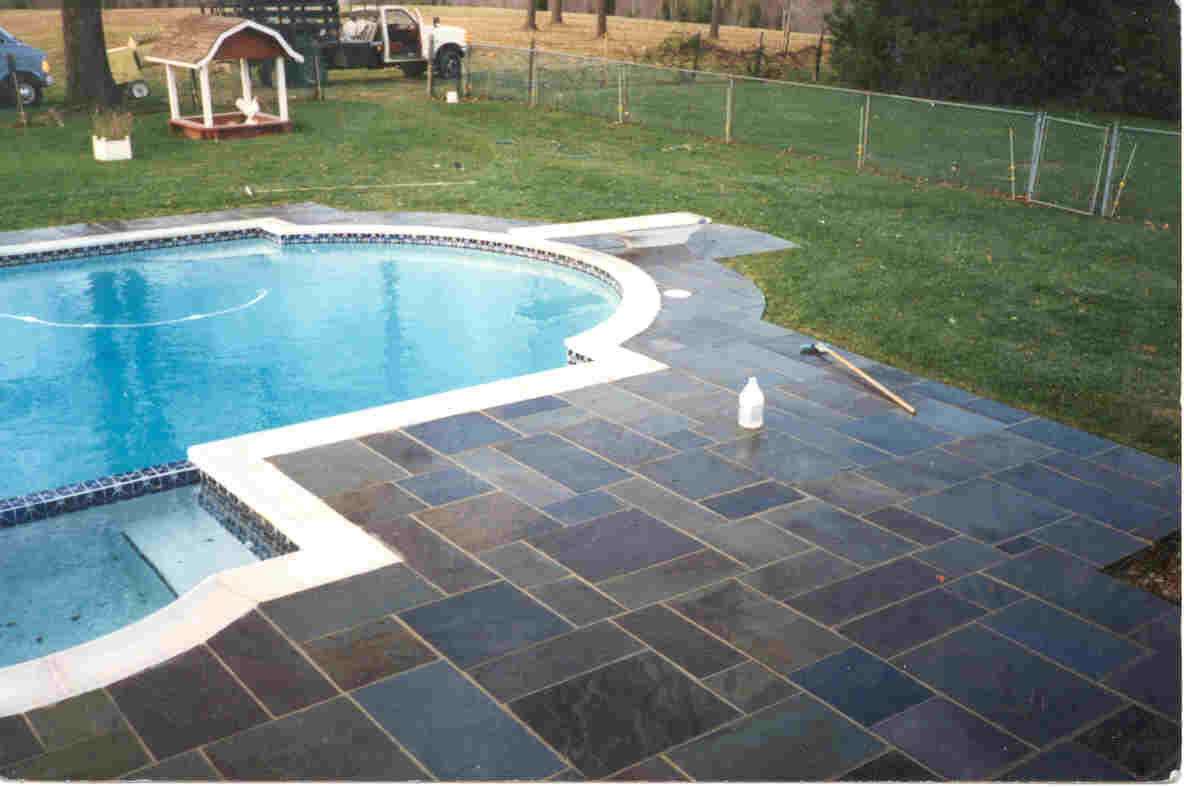 Varigated Pa Flagstone Jw Contracting Inc