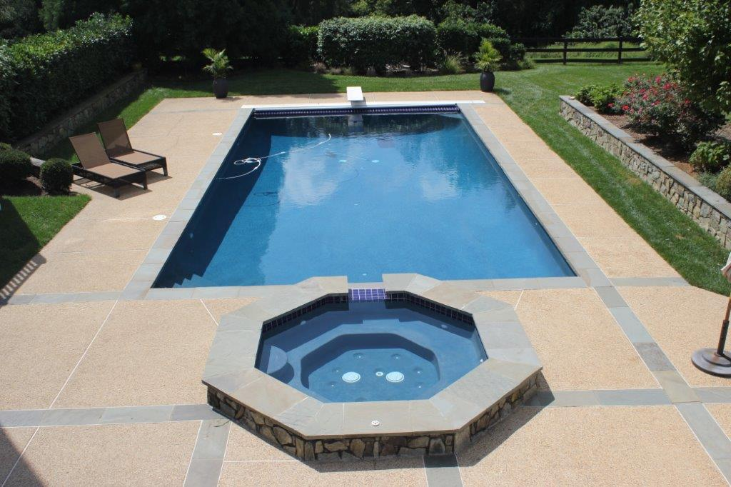 Pool Finishes - JW Contracting Inc